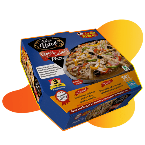 Veggie-Delight-Pizza