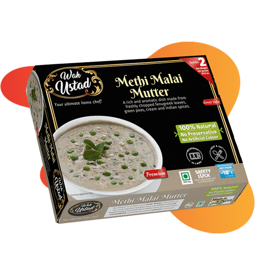 Methi-Malai-Mutter