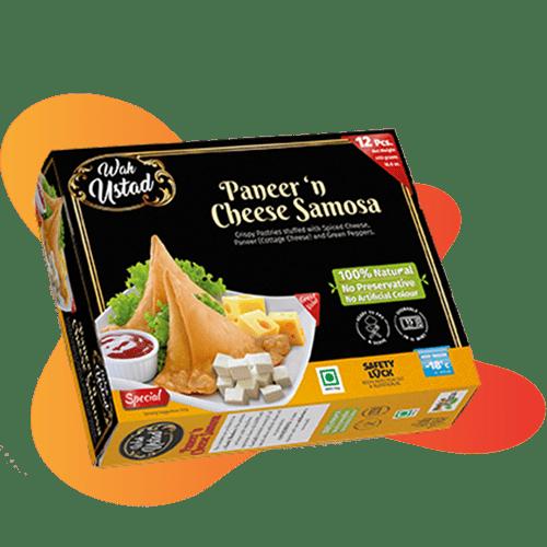 Paneer-N-cheese-samosa