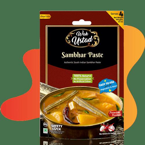 Sambhar-Paste